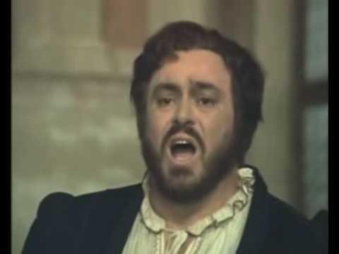 Luciano Pavarotti   Parmi veder le lagrima   Rigoletto