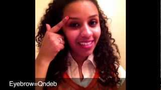 Learn Amharic Body Parts And More