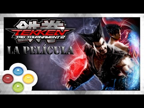 Tekken Tag Tournament 2 Cinematicas Completas All Cutscenes