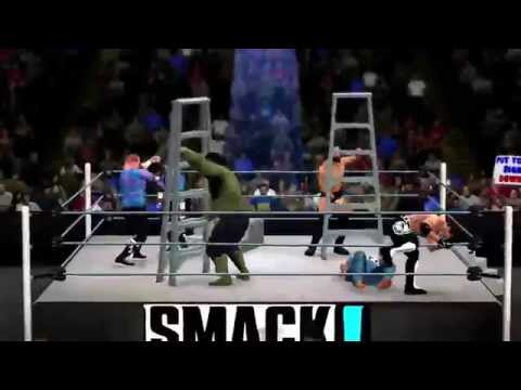 STREAM - WWE 2K15: Stress Test Live! - In this episode I will be test WWE 2k15's limits. I am going to see how EFFED up this game really is. Seems like it is a copy and paste of 2k14 with a lower roster....