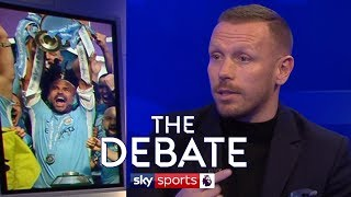 Craig Bellamy explains why he is backing Man City over Liverpool in the title race   The Debate