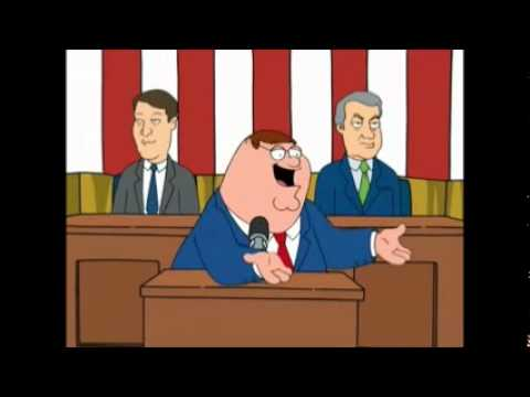 Family Guy - Mr. Griffin Goes to Washington - Come On - 2