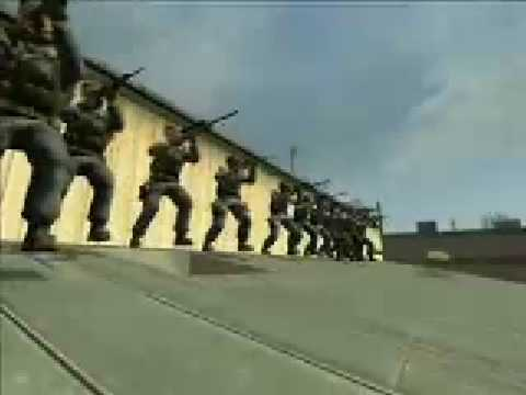 Counter Strike   Dance