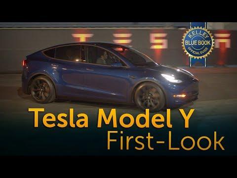 2021 Tesla Model Y – First-Look