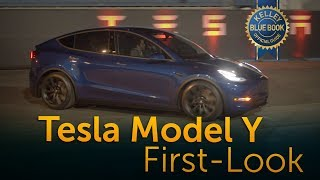 2021 Tesla Model Y – First-Look