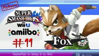 Fox amiibo training – Super Smash Bros. amiibo  11