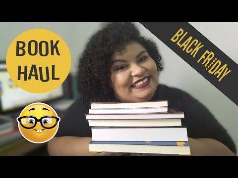 Livros novos na estante (Book Haul da Black Friday) | Novembro/2017