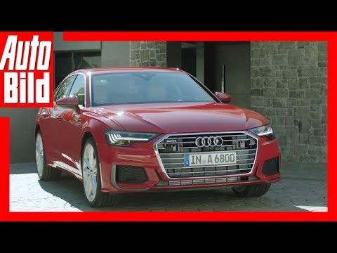Audi A6 (2018) Details / Erklärung