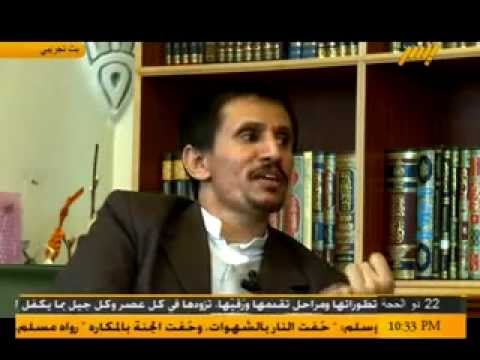 لقاء خاص مع الاستاذ غائب حواس
