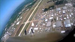 JVC GC-XA1 Adixxion Action Cam at AirVenture