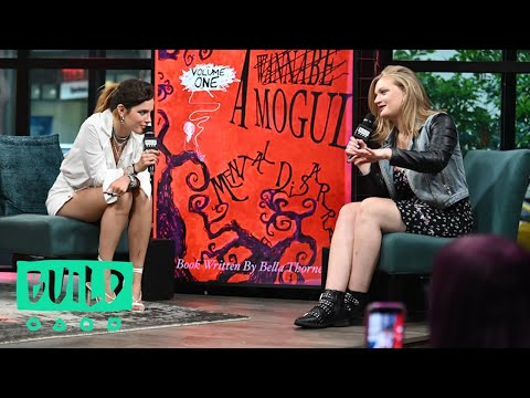 "Bella Thorne Speaks On Her Book, ""The Life Of A Wannabe Mogul: A Mental Disarray"""