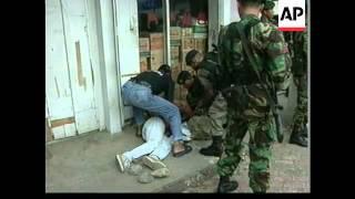 AMBON: CHRISTIAN MOB ATTACKS MUSLIM MAN Video