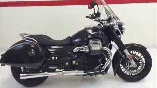 8. 2014 Moto Guzzi California 1400 Touring LOW MILES