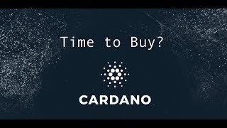 Buy Cardano Coin Before Moon Shot in 2018?