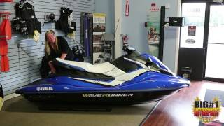 9. 2017 Yamaha WaveRunner EX Deluxe walk-around