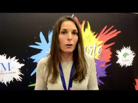 Dana Cervantes embajadora de +deporte +mujer