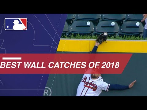 Video: Best Wall Catches of 2018