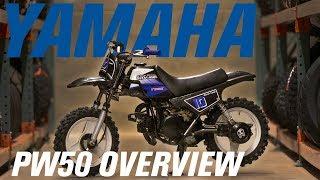 1. Kids Dirt Bike Guide Series | Yamaha PW50