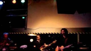 Bernie Marsden - Tattooed Lady - Glasgow 2011