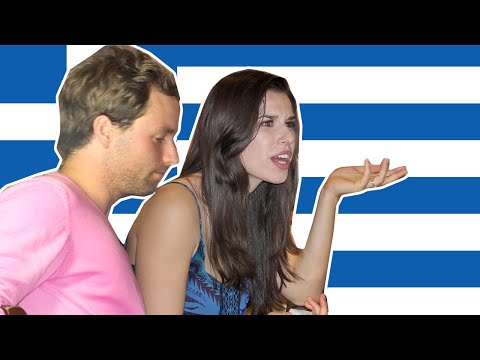 You Know You're Dating a Greek Woman When...