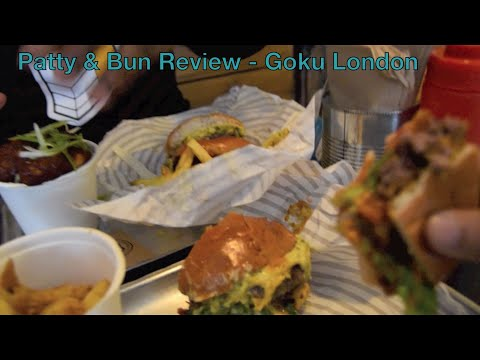 Best Burger in London? Patty & Bun Liverpool Street Review I Places To Eat in London