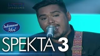 Video ABDUL - DON'T LOOK BACK IN ANGER (Oasis) - SPEKTA 3 - Indonesian Idol 2018 MP3, 3GP, MP4, WEBM, AVI, FLV Mei 2018