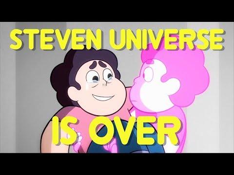 Steven Universe Is Over - A Retrospective
