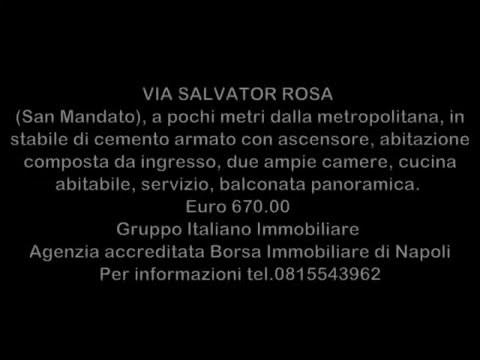 Annunci di Affitto Residenziale Città di Napoli Marzo 2016