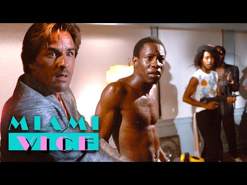 Caught In The Crossfire | Miami Vice