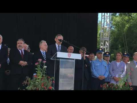 Rádió P - Dr. Pintér Sándor ünnepi beszéde