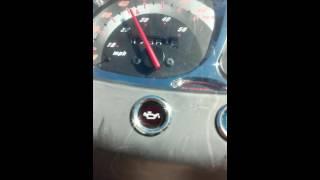 6. Kymco vitality 50 2t max speed