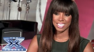 Kelly Rowland: My First Time - THE X FACTOR USA 2013