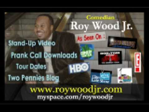 Roy Wood Jr Prank Call- Weed in Breakroom