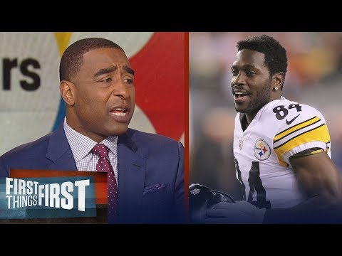 Cris Carter Ranks The Top 5 Wide Receivers In The Last 10 Years | NFL | FIRST THINGS FIRST