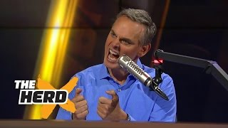 Colinisms from 1st Week of July - 'The Herd' by Colin Cowherd