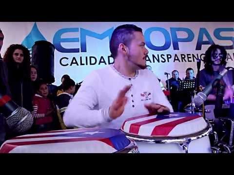 Puerto Colombia - Puerto Colombia Ensamble (PCE) en el Festival del Cuy Enero 7 de 2014 - Pasto, Colombia Realización, Ernesto Rodríguez - © PCE 2014.