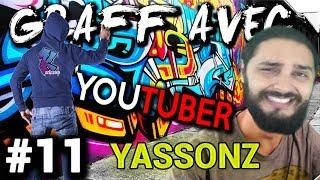 Video EPISODE 11 yAssonz - GRAFF AVEC YOUTUBER ! MP3, 3GP, MP4, WEBM, AVI, FLV November 2017