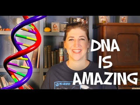 Actress and Scientist Mayim Bialik Explains How and Why DNA is