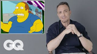 Video Hank Azaria Breaks Down His Iconic Simpsons Voices and Movie Roles | GQ MP3, 3GP, MP4, WEBM, AVI, FLV Februari 2019