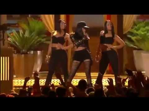 Billboard music awards - Music video by Nicki Minaj feat. Lil Wayne performing High School Live Billboard Music Awards.