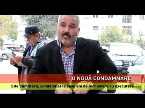 Sile Cămătaru, condamnat definitiv la șase ani de închisoare