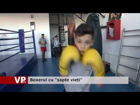 """Boxerul cu """"șapte vieți"""""""