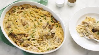 Make-Ahead Chicken Tetrazzini- Everyday Food with Sarah Carey by Everyday Food