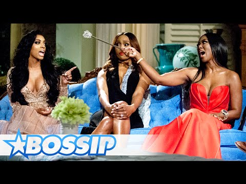 moore - The big blowup between Kenya Moore and Porsha Stewart finally revealed on reunion show part 1. WATCH MORE BOSSIP VIDEOS: http://bit.ly/KxAc8v SUBSCRIBE! http://bit.ly/JkGBFa FOLLOW US ON...