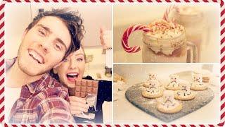 Video Quick & Easy DIY Christmas Treats | Zoella MP3, 3GP, MP4, WEBM, AVI, FLV Juli 2018