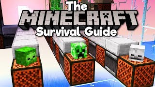 How To Farm Mob Heads! • The Minecraft Survival Guide (Tutorial Let's Play) [Part 263]
