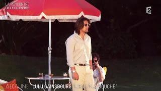 Alcaline, le Mag : Rencontre avec Lulu Gainsbourg à Londres