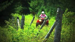 8. 2010 Polaris Sportsman 400 Test Ride