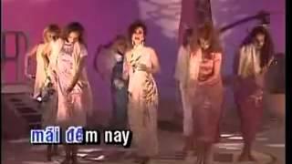 Nhạc Nhật, lời Việt-Hoa. Do Sakamoto Fuyumi , Đặng lệ Quân và Ngọc Lan trình bày