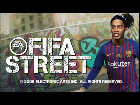 Download FIFA Street 2 PPSSPP New Mod Textures Club
